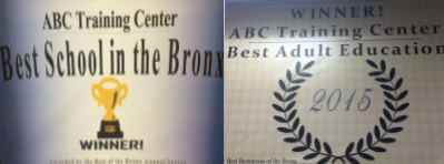 ABC Training Center Awarded as Best School