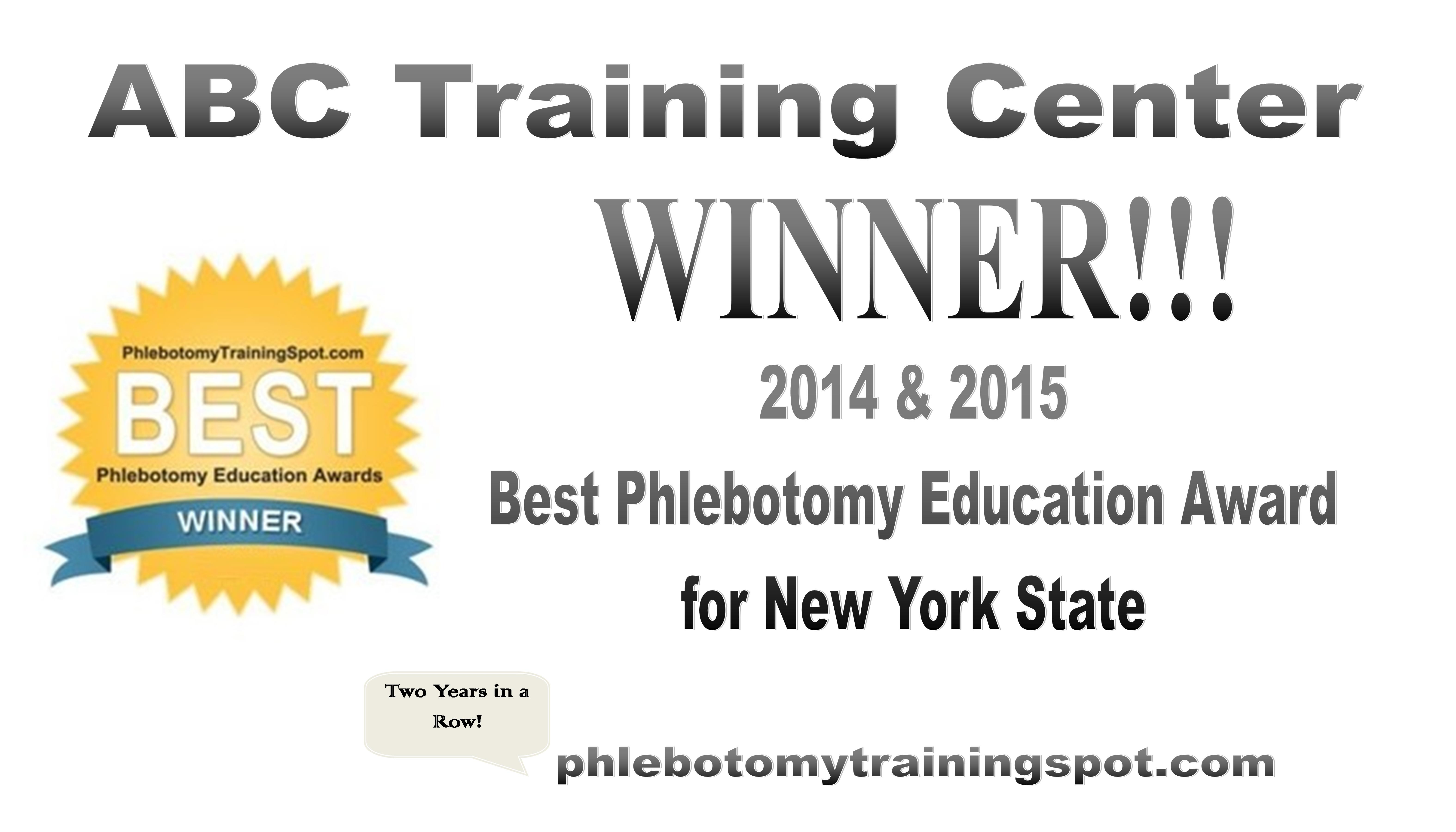 Best Phlebotomy Program In New York City
