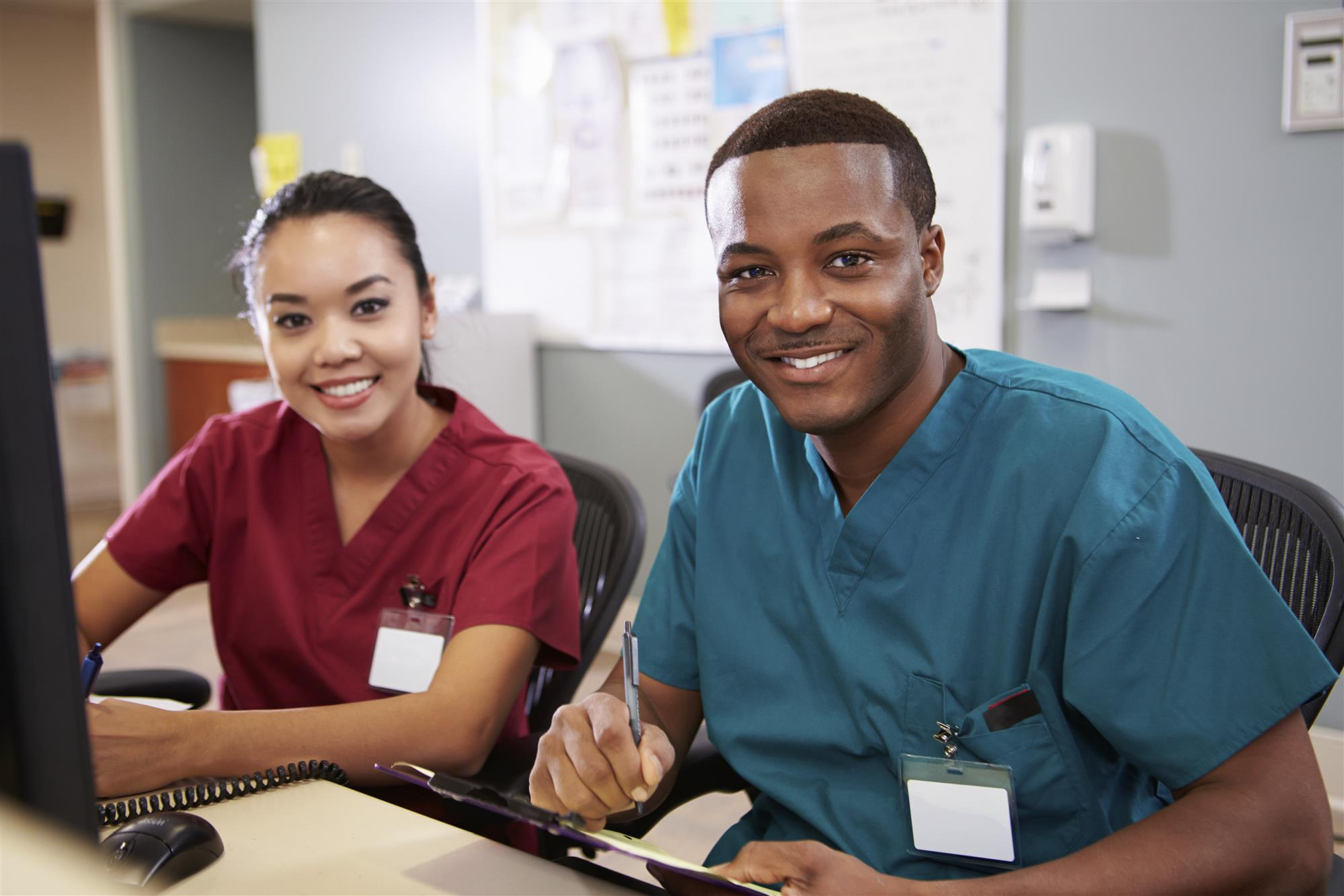 Certified Nursing Assistants (CNAs) classes at ABC Training Center