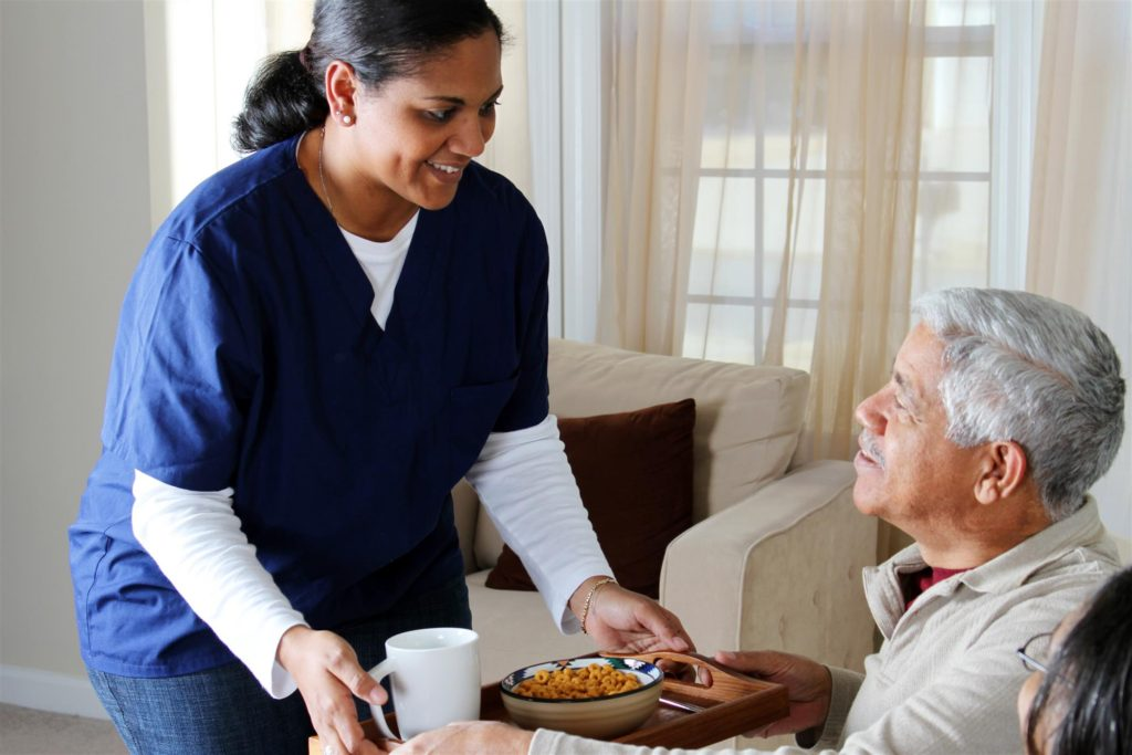 Spanish Speaking Home Health Aide