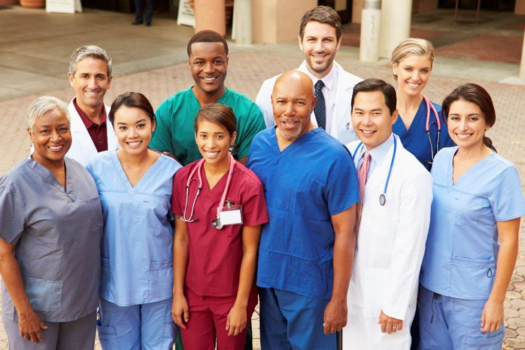 Health care professional classes in NYC