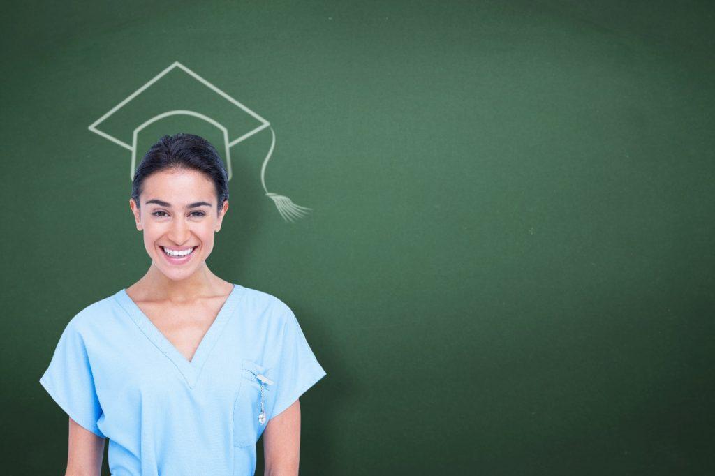 Graduating Medical Assistant