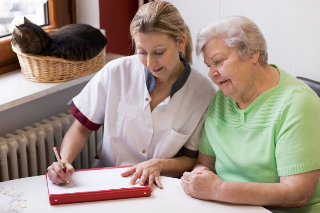 ABC training center's Home Health Aide classes in NYC