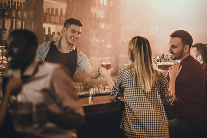 Becoming a Bartender