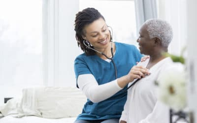 What does a certified nurse aide do?