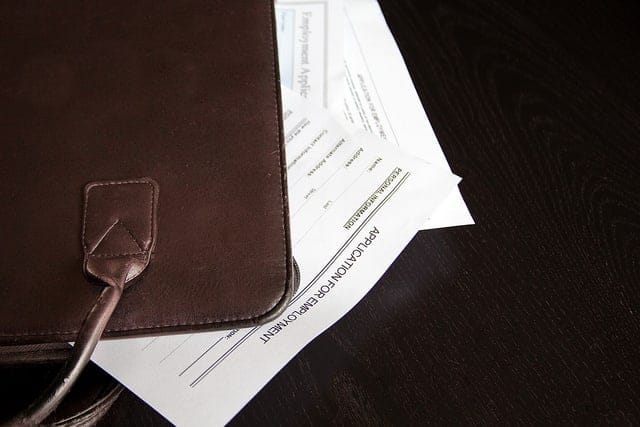 Application For Employment in Medical Billing